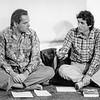 Stan Grof and Fritjof Capra