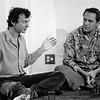 Rupert Sheldrake and Stan Grof