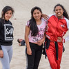 A night at Ica, a small town at the edge of the desert was followed by a visit the next morning to Huacachina oasis and sand dunes nearby. Most of our group went on a wild dune buggy ride! I explored the oasis and walked into the dunes where these girls were having soccer practice!