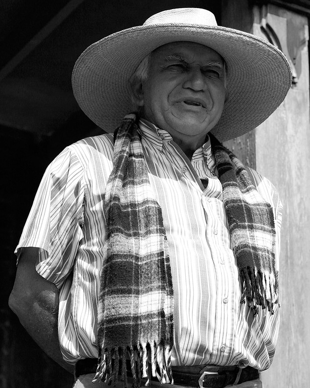 Gentleman in Ica, Peru
