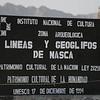 Lineas y Geoglifos de Nasca, Peru