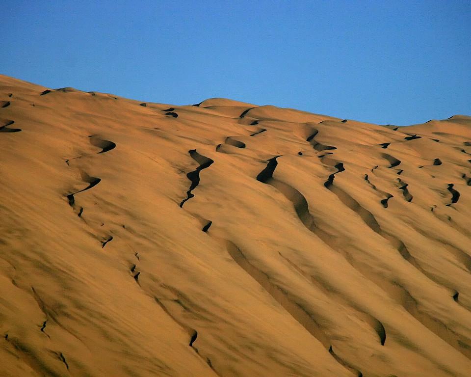 Nazca Desert Peru