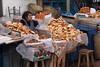 Fresh baked Pan - San Camilo Market - Arequipa city.
