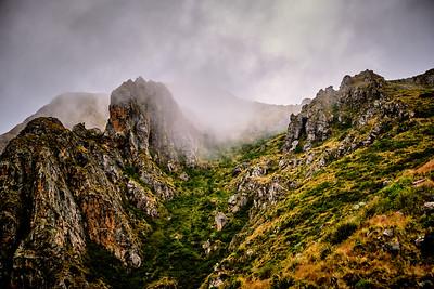 Chonta Mirador de Condores, Peru