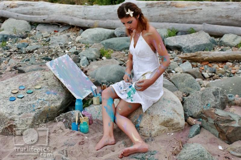Painted Artist (40)