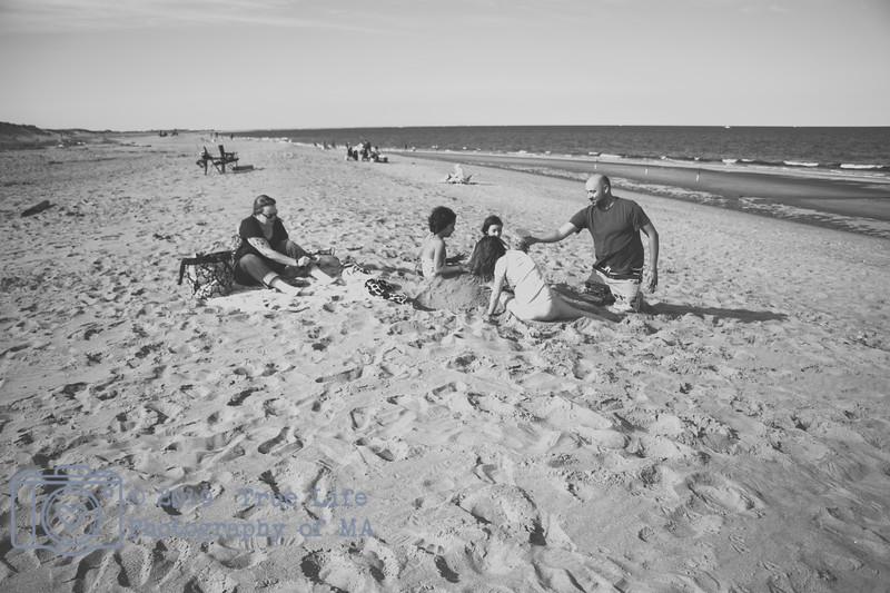 Families - Seaside