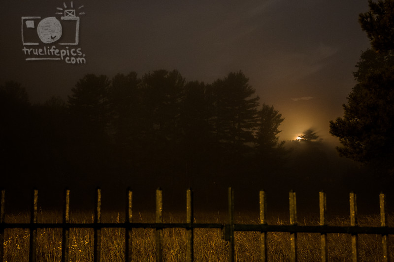 August 3, 2017 Moon setting over Fairview (10)