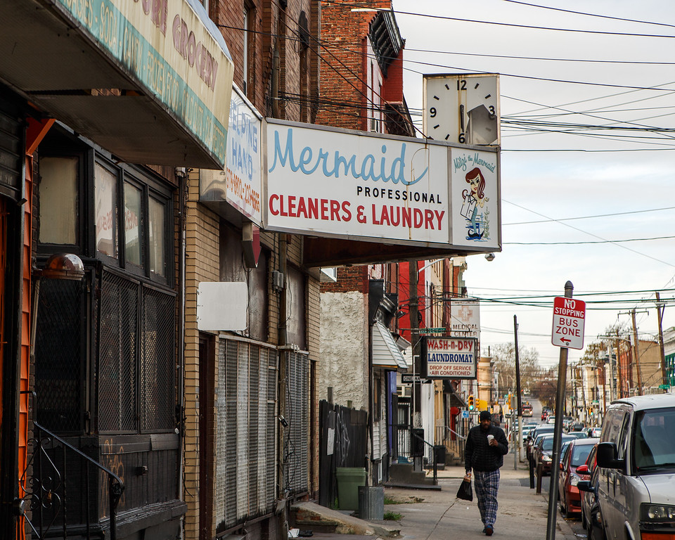 Mermaid Professional Cleaners & Laundry