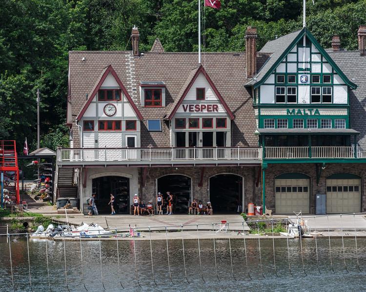 Vesper Boat House