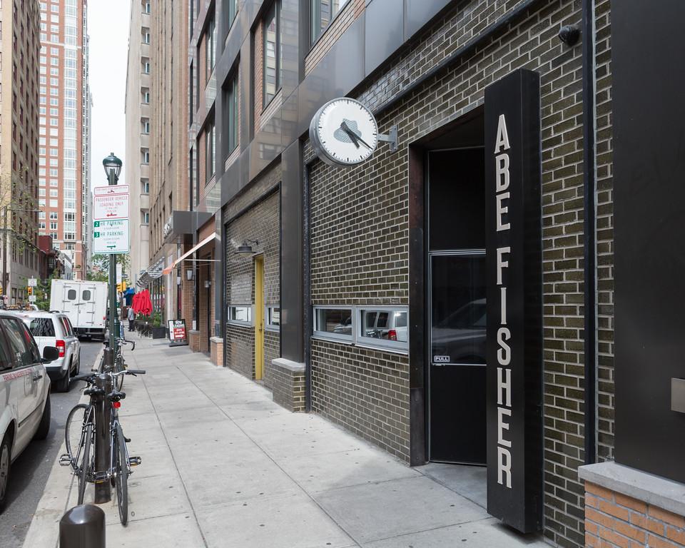 Abe Fisher (restaurant)
