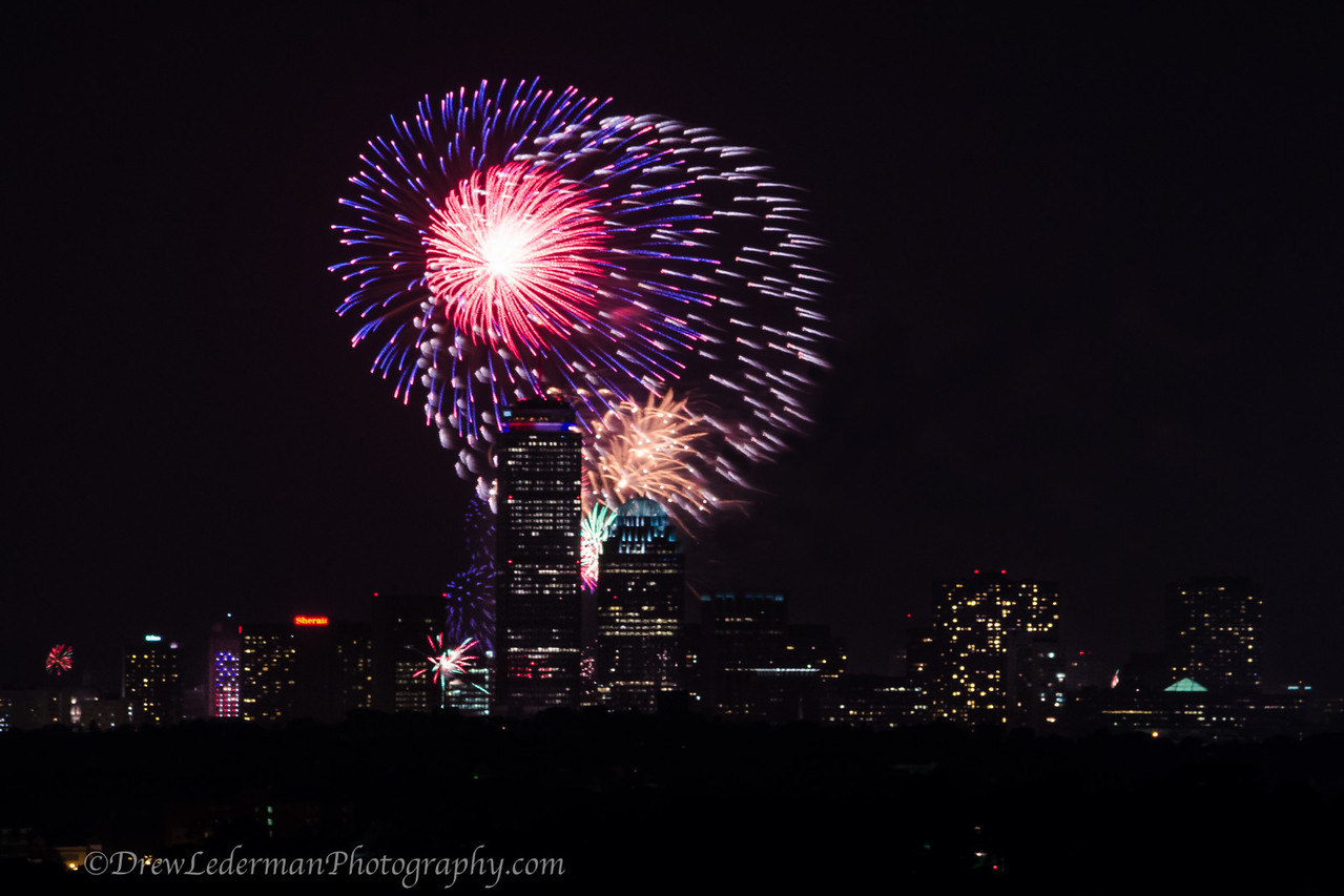 Prudential Fireworks 3