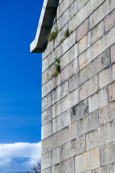 """""""Stone and Sky""""<br /> Castle Island, Boston"""