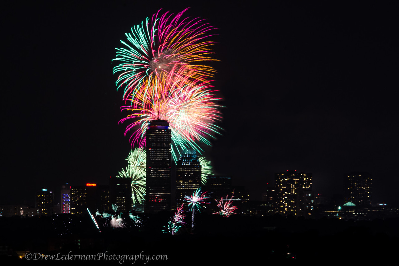 Prudential Fireworks 2