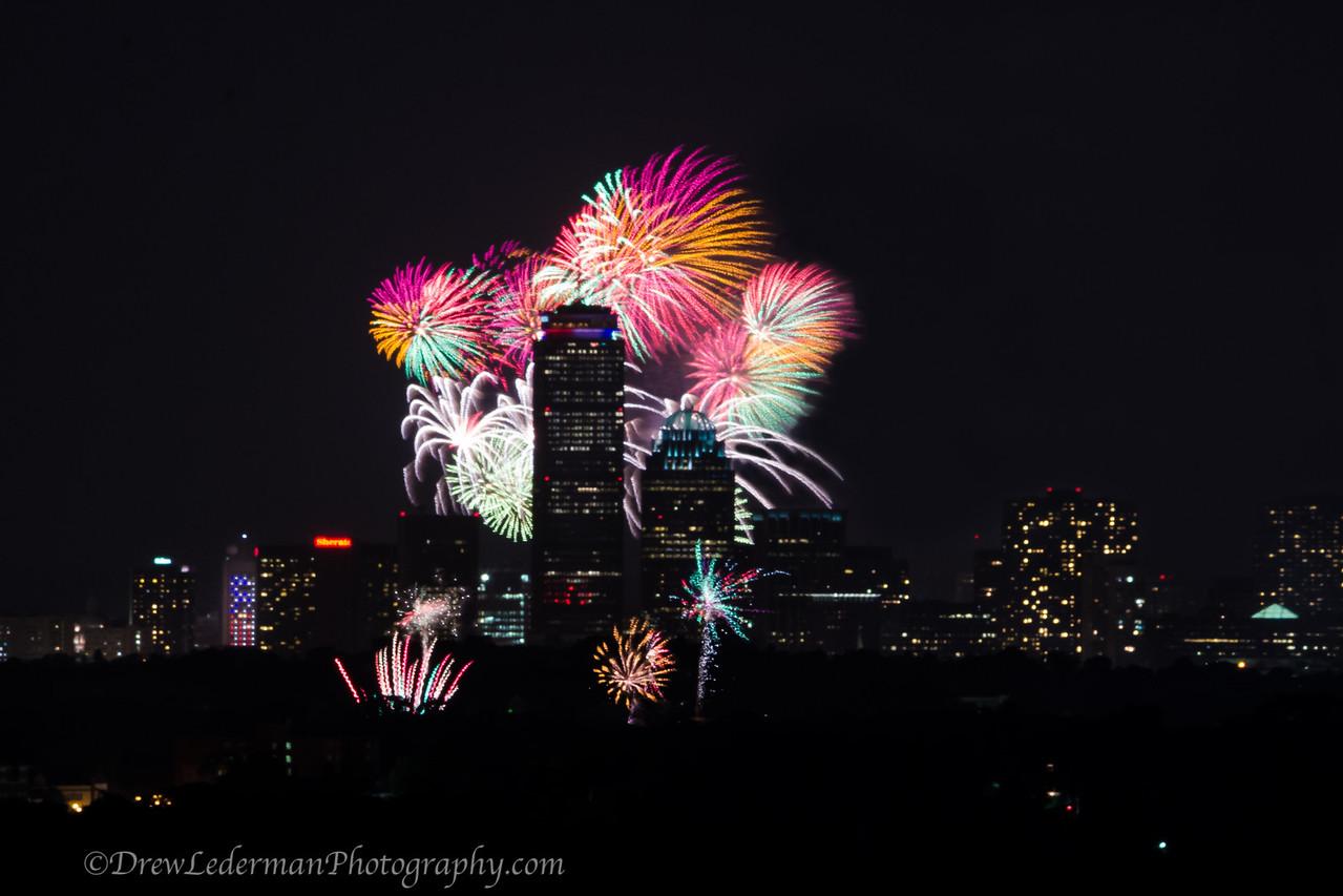 7/4/13<br /> <br /> Prudential Fireworks 1