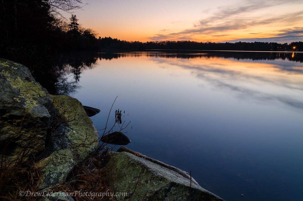 Weymouth Reservoir 4/12/14