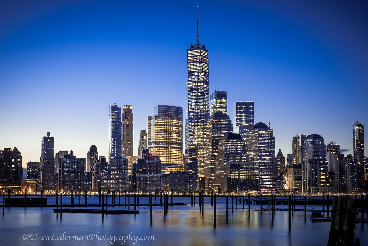 Manhattan Sunrise