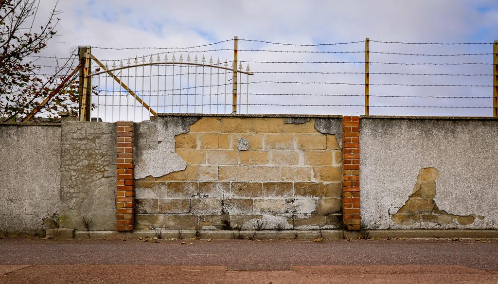Wk 41 - Wall