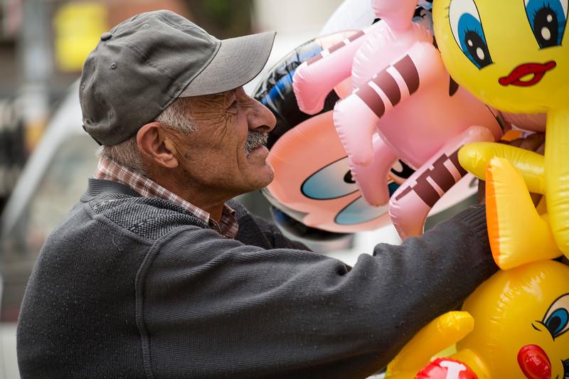 Baloon Seller-Ankara