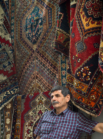 Carpet Seller-Ayvalik