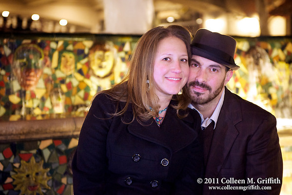 "Justin and Molly<br /> © 2011 Colleen M. Griffith. All Rights Reserved.  This material may not be published, broadcast, rewritten, or modified in any way without permission.<br />  <a href=""http://www.colleenmgriffith.com"">http://www.colleenmgriffith.com</a><br />  <a href=""http://www.facebook.com/colleen.griffith"">http://www.facebook.com/colleen.griffith</a>"