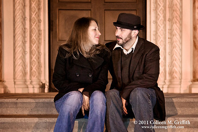Justin and Molly © 2011 Colleen M. Griffith. All Rights Reserved.  This material may not be published, broadcast, rewritten, or modified in any way without permission. www.colleenmgriffith.com www.facebook.com/colleen.griffith