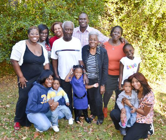 Wanda Hollis' Family Photos