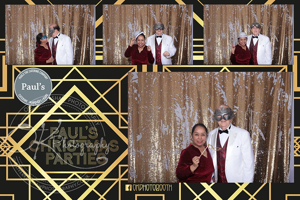 paul's kitchen Photo Booth