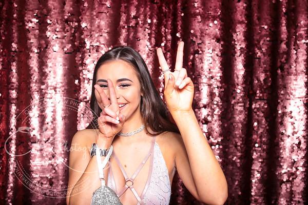 photo booth Shannon 21 birthday