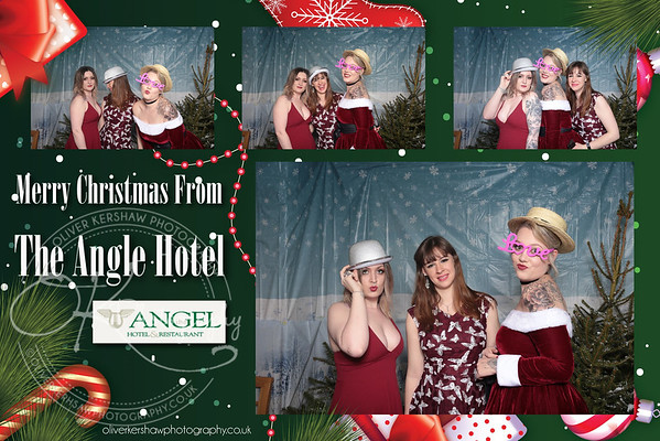 Photo-booth the angel hotel