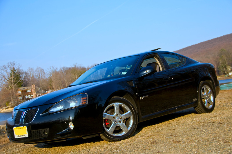 My 2008 Pontiac grand Prix GXP