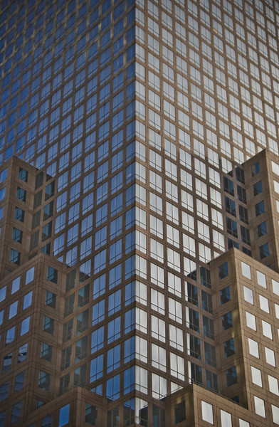 Added 1/20/08<br /> <br /> An abstract view of a building in Battery Park NY City