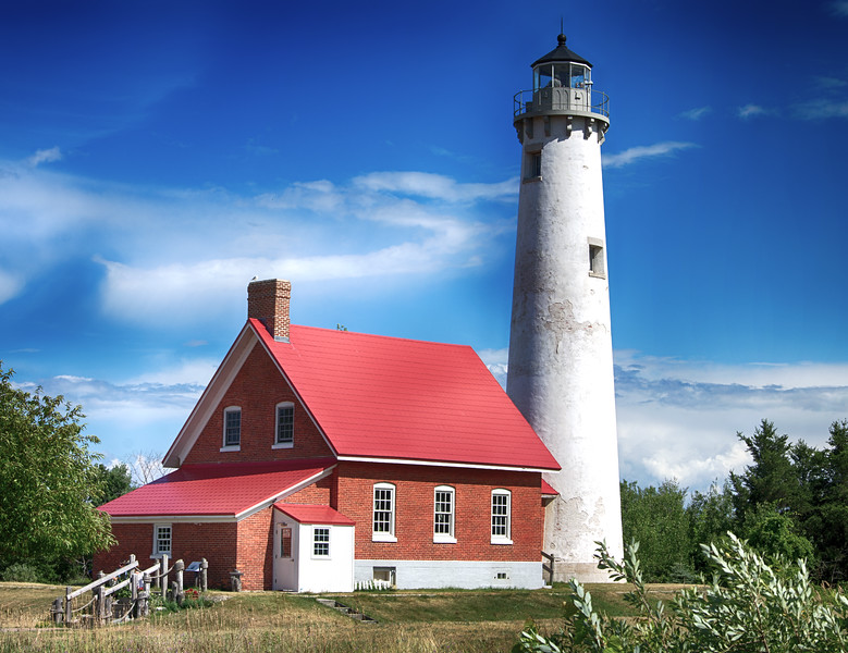 Tawas Point Lighthouse
