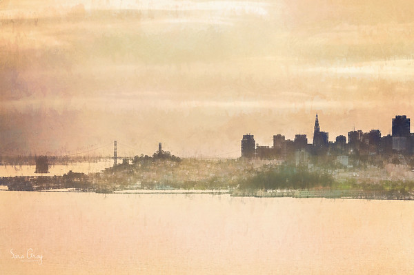 San Francisco Skyline I