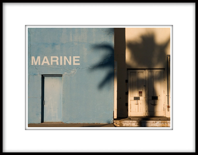 Marine Shadows