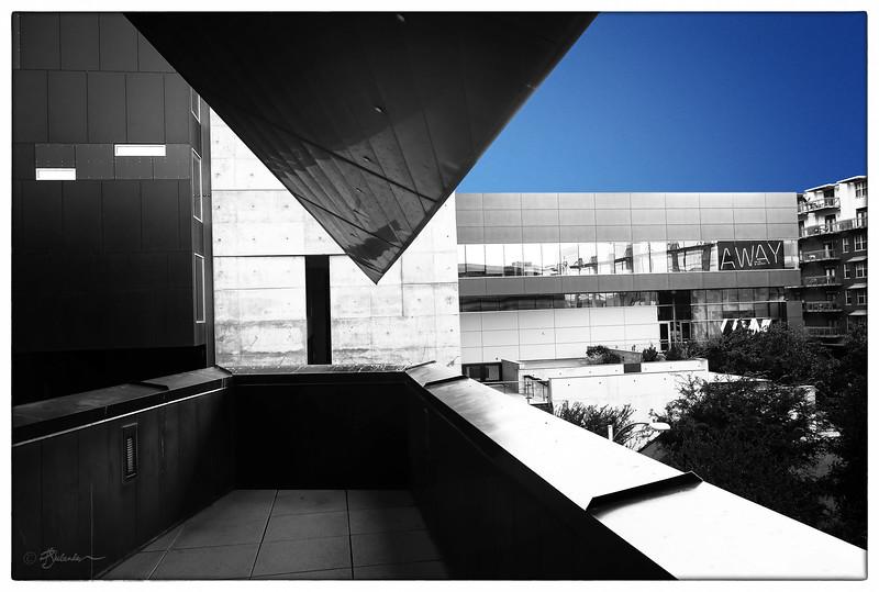 Austin City Hall Abstract