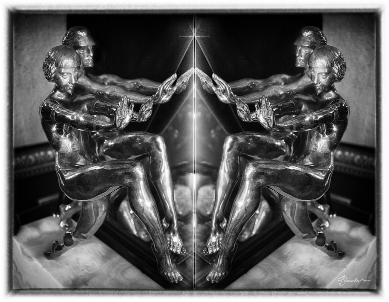 Chrome Dancers