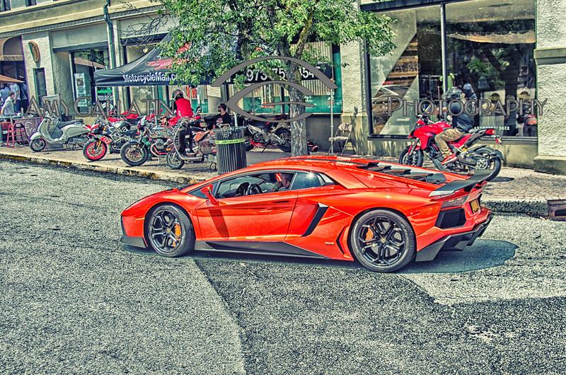 """Lamborghini a l'Orange"""