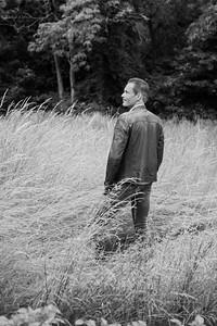 portrait dans l'herbe haute | portrait in the high grass
