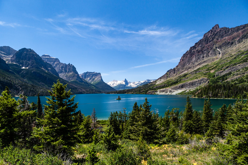 Glacier National Park; Montana