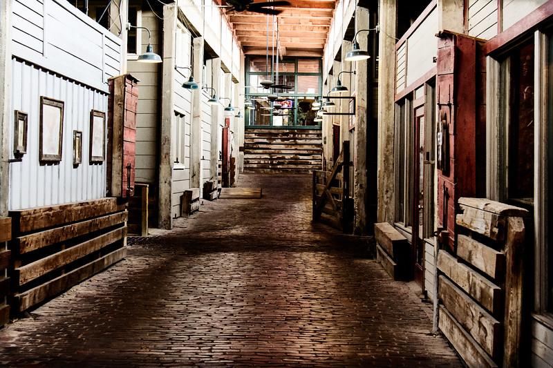 Stockyards Alley
