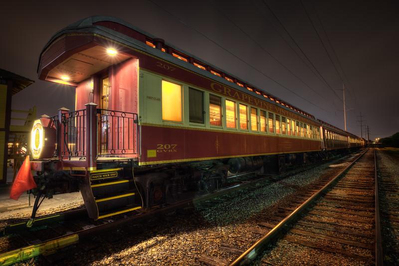 Tarantula Train, Grapevine, Texas