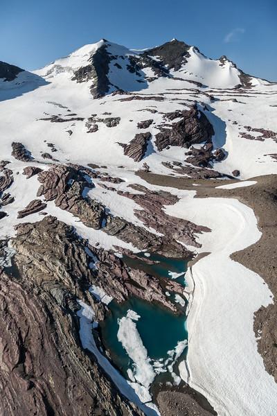 Glacier National Park; Montana