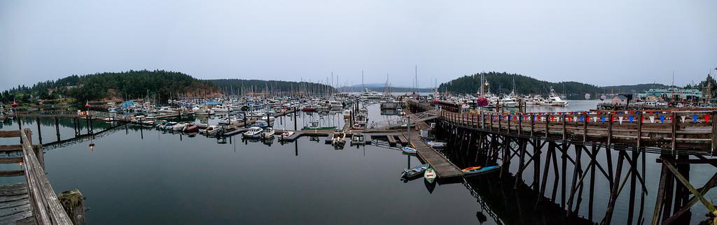 Friday Harbor, San Juan Islands, Washington