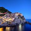 Manarola, Province of La Spezia, Italy