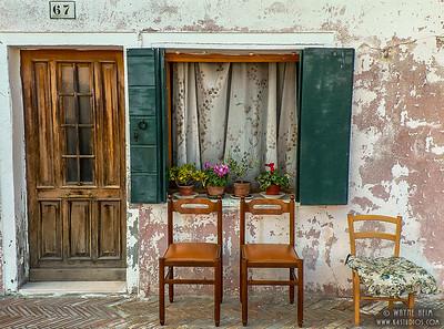 Front Door.  Photography by Wayne Heim