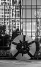 II Grande Disco Wheel in Black & White<br /> Ritz