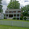 McLean House at Appomattox, VA