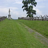 The Sunken Road at Antietam Battlefield