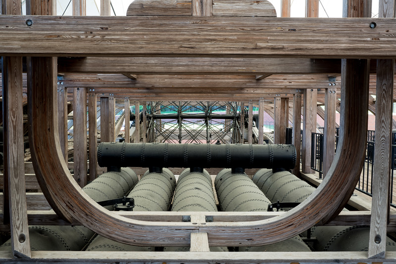 USS Cairo Substructure
