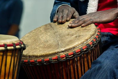 Song Of The Djembe